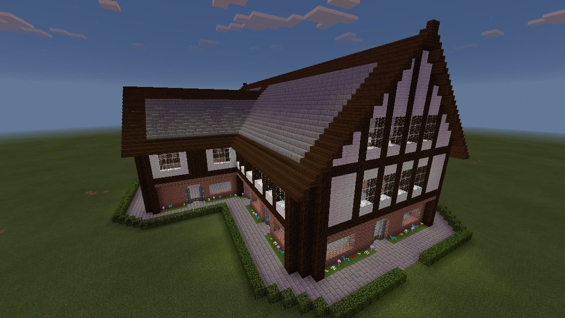 ᐅ Bauernhaus In Minecraft Bauen Minecraftbauideende - Minecraft haus bauen xbox 360