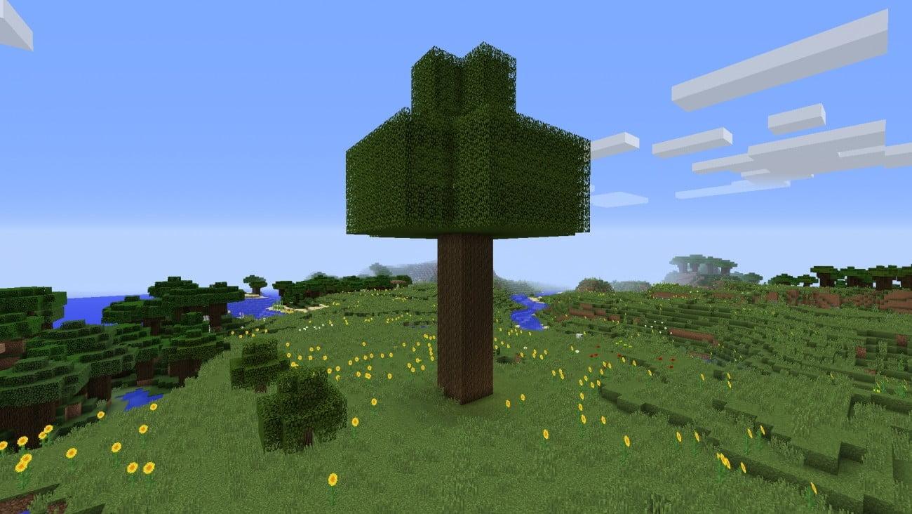 ᐅ BaumHaus In Minecraft Bauen Minecraftbauideende - Minecraft hauser kopieren