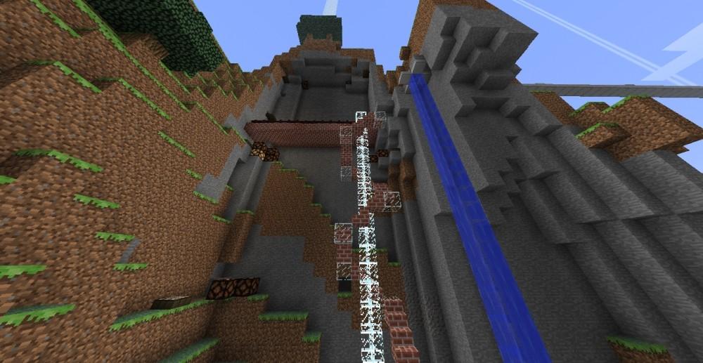 ᐅ Berghaus In Minecraft Bauen Minecraftbauideende - Minecraft haus ideen anleitung