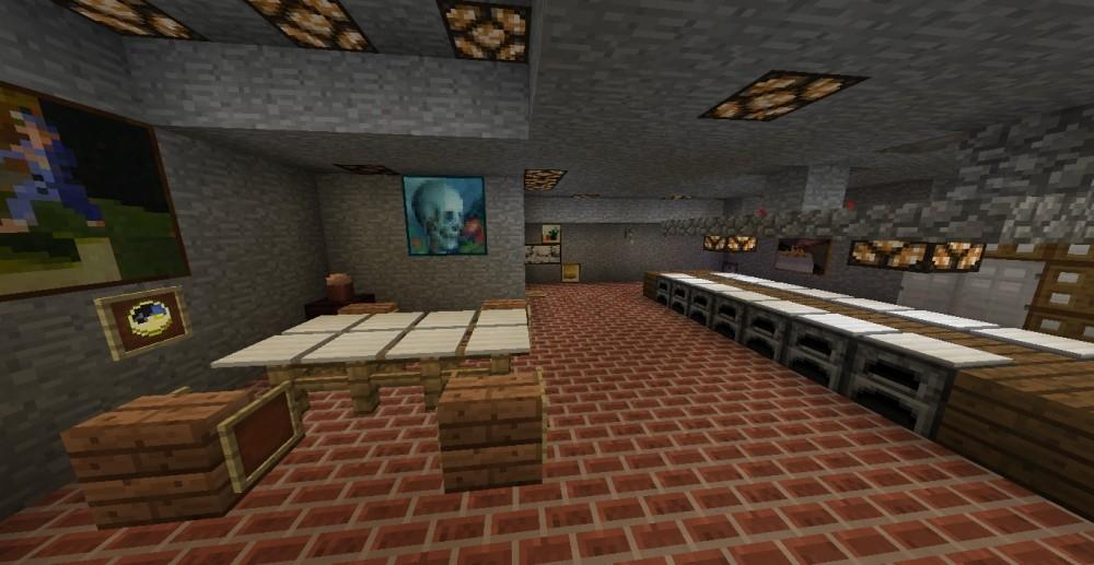 ᐅ Berghaus In Minecraft Bauen Minecraftbauideende - Minecraft aubergewohnliche hauser