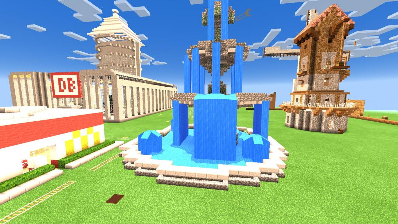 ᐅ Brunnen In Minecraft Bauen Minecraft Bauideen De