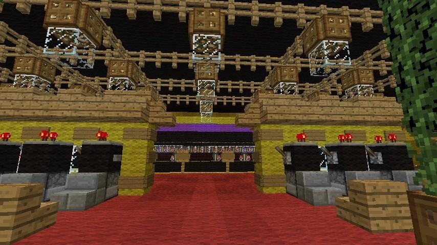 casino in minecraft bauen