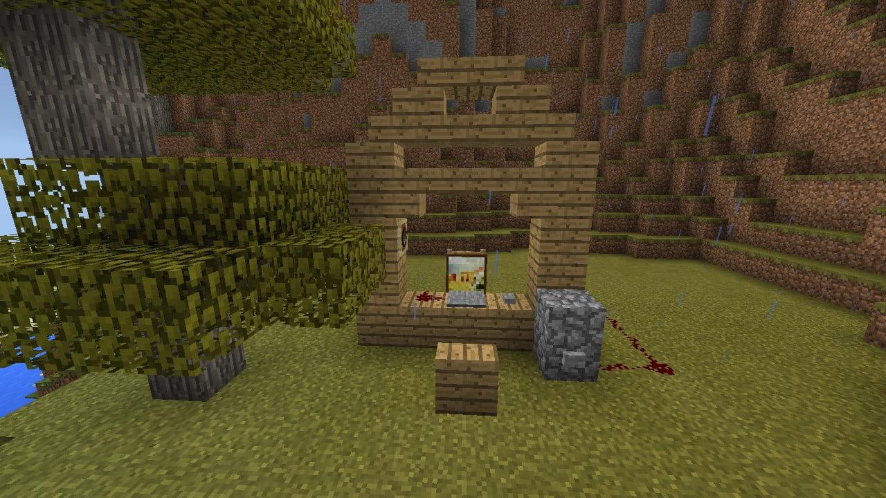 ᐅ Computer auf einem Tisch in Minecraft bauen - minecraft-bauideen.de