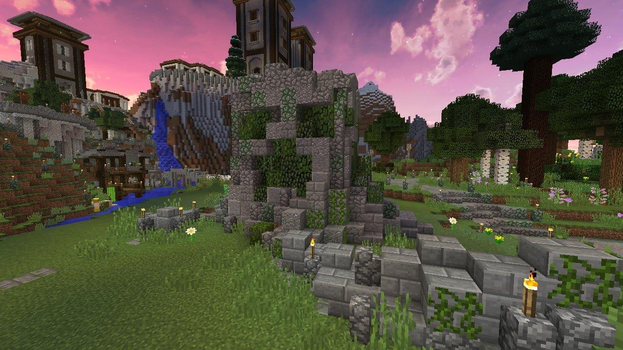 ᐅ Creeper Shrine in Minecraft bauen - minecraft-bauideen.de