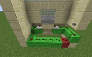 doppelt ranlage in minecraft bauen minecraft. Black Bedroom Furniture Sets. Home Design Ideas