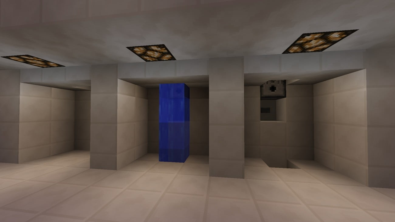 Bevorzugt ᐅ Dusche in Minecraft bauen - minecraft-bauideen.de ON35