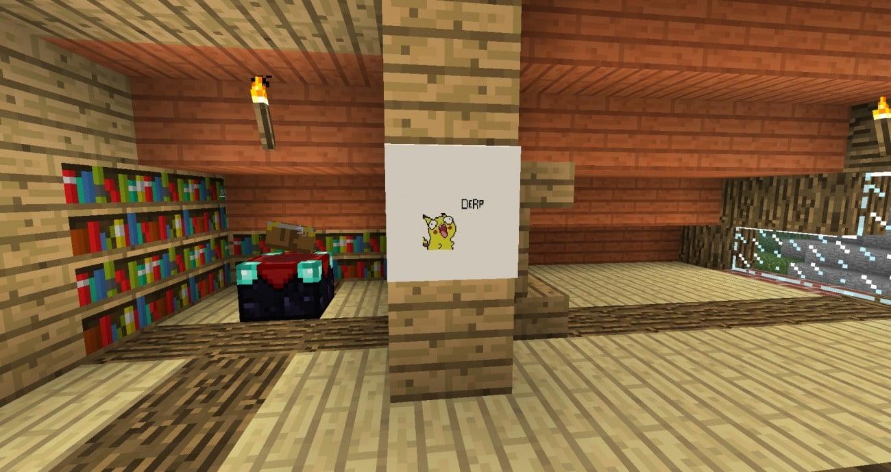 Niedlich Minecraft Rahmen Galerie - Bilderrahmen Ideen - szurop.info