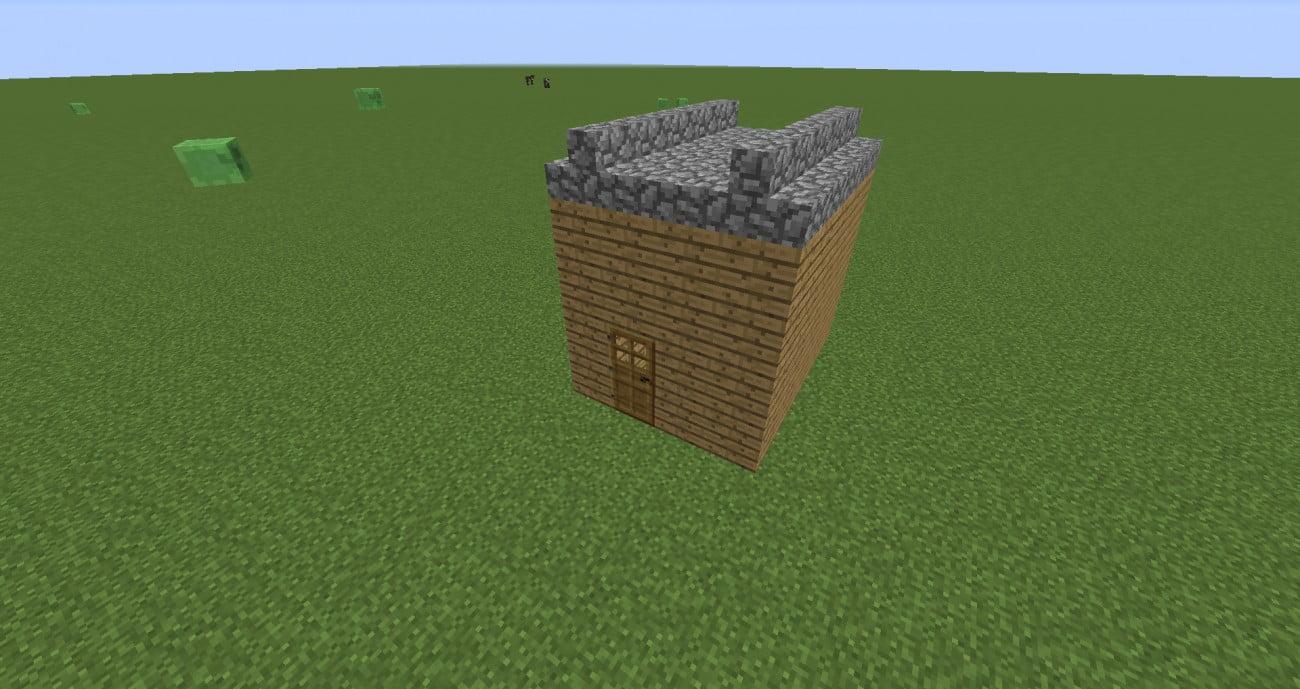 ᐅ Erste Nacht Haus In Minecraft Bauen Minecraftbauideende - Minecraft haus bauen in uberleben