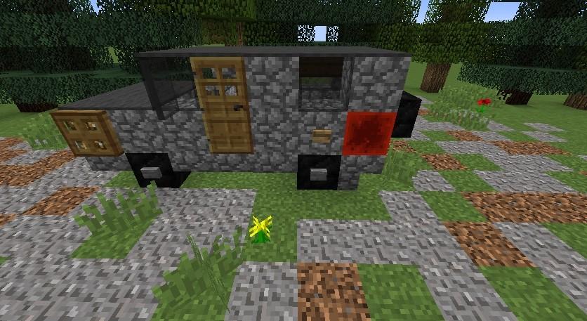 gel nde suv minecraft bauideen. Black Bedroom Furniture Sets. Home Design Ideas