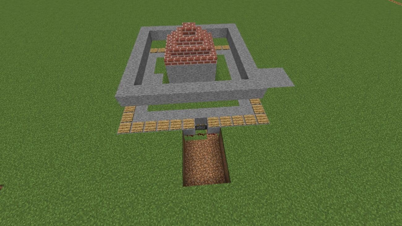 ᐅ Haus Schutz In Minecraft Bauen Minecraft Bauideen De