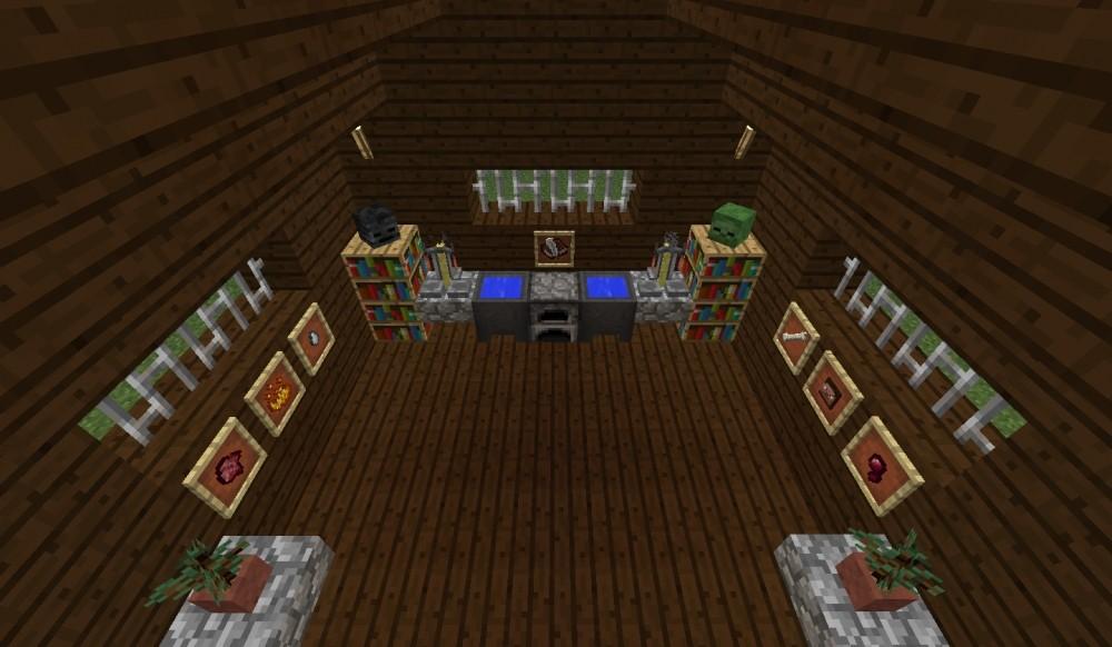 ᐅ Hexenhaus In Minecraft Bauen Minecraftbauideende - Minecraft haus einrichten ideen
