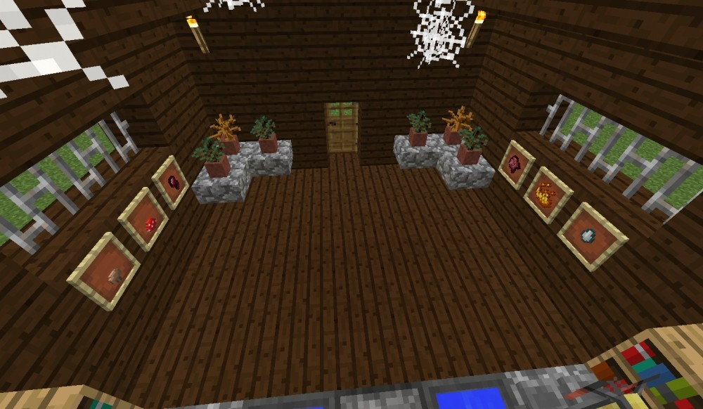ᐅ Hexenhaus In Minecraft Bauen Minecraftbauideende - Minecraft hexenhauser