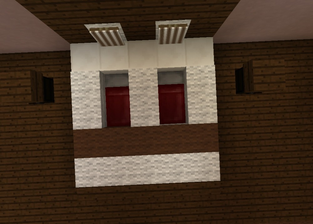 Hotelzimmer in minecraft bauen minecraft - Minecraft wohnzimmer ...