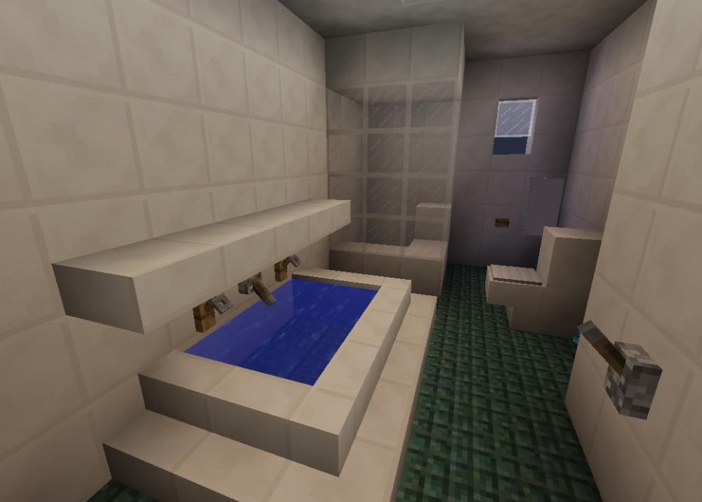 ᐅ Hotelzimmer in Minecraft bauen - minecraft-bauideen.de