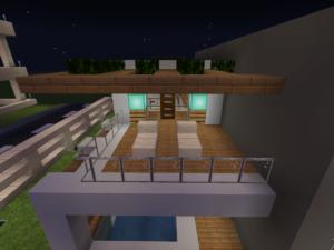 ᐅ Moderne Außergewöhnliche Villa Mit Pool Inklusive Einrichtung - Minecraft aubergewohnliche hauser