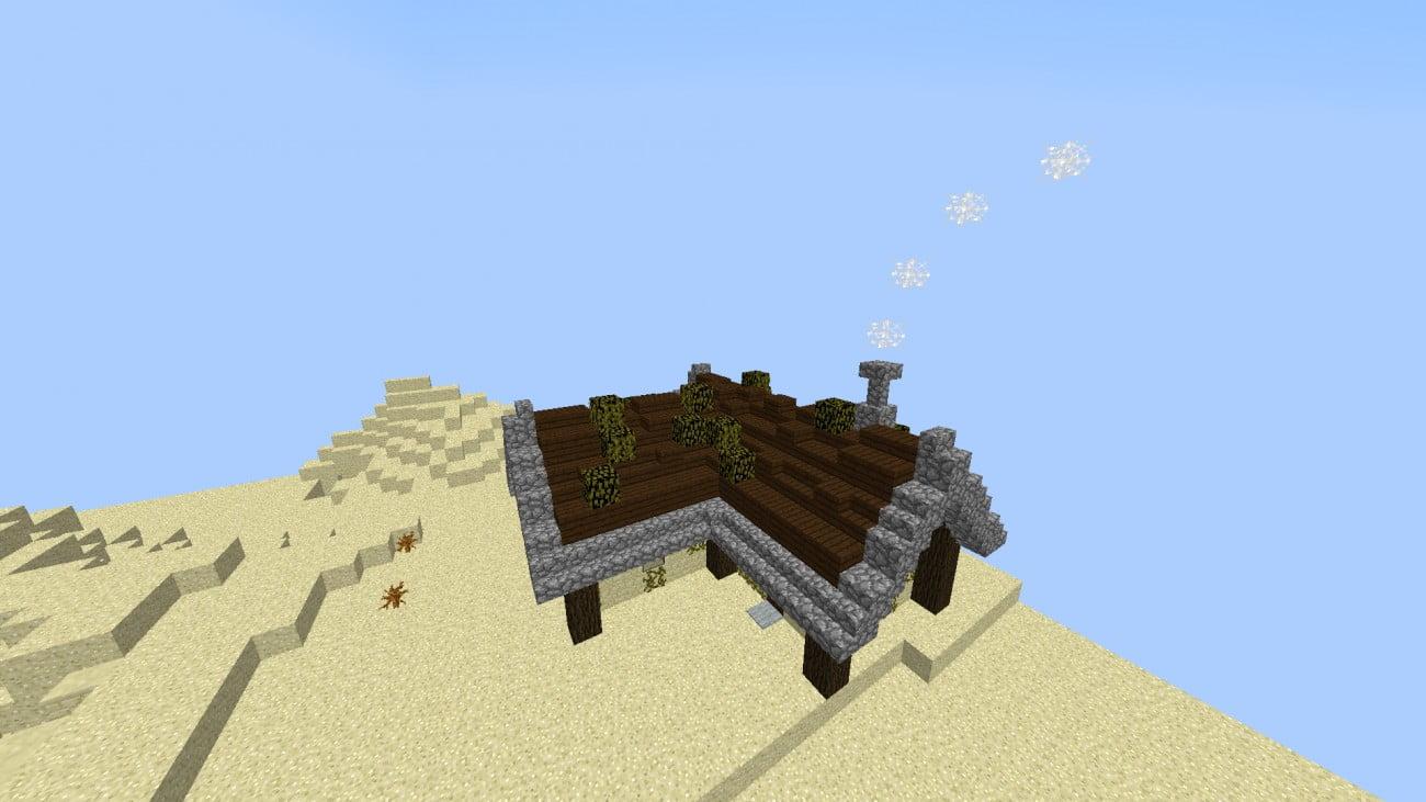 kleines h uschen in minecraft bauen minecraft. Black Bedroom Furniture Sets. Home Design Ideas