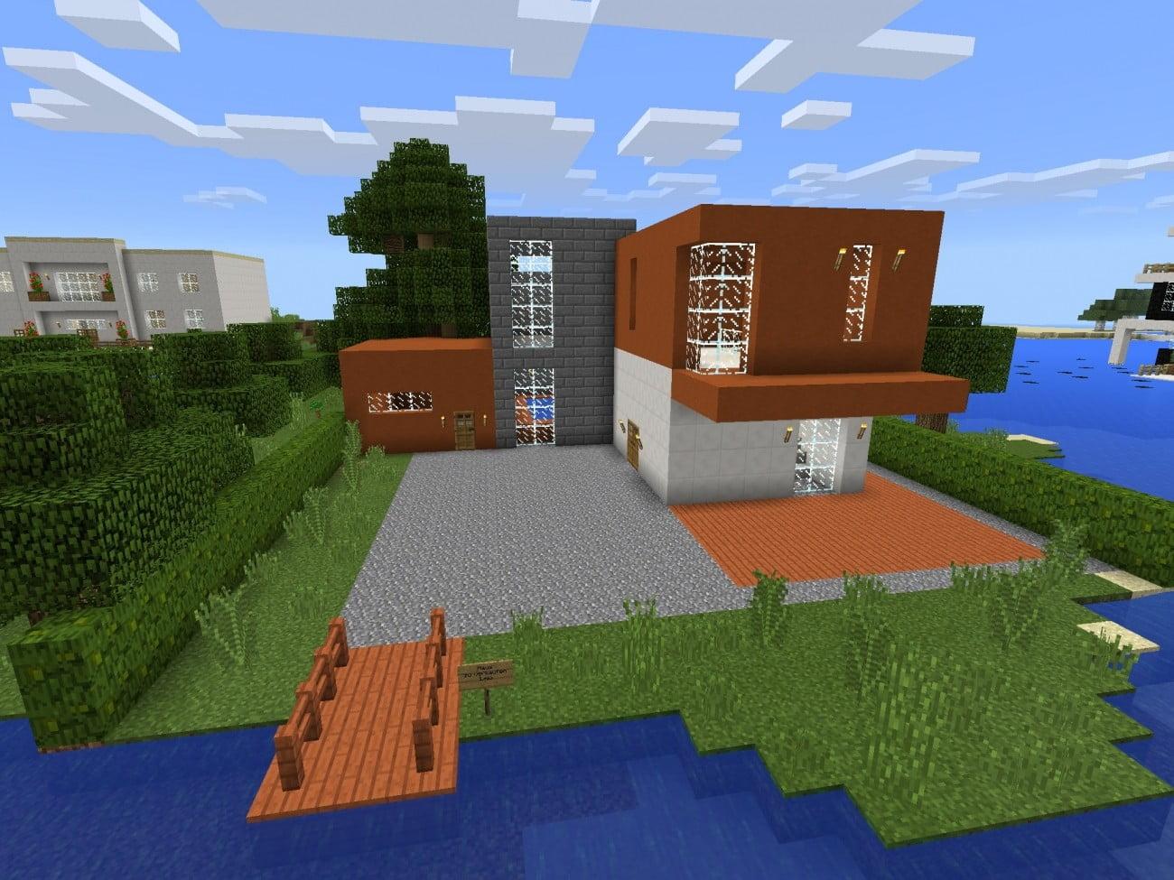 minecraft - Minecraft Kuche Bauen