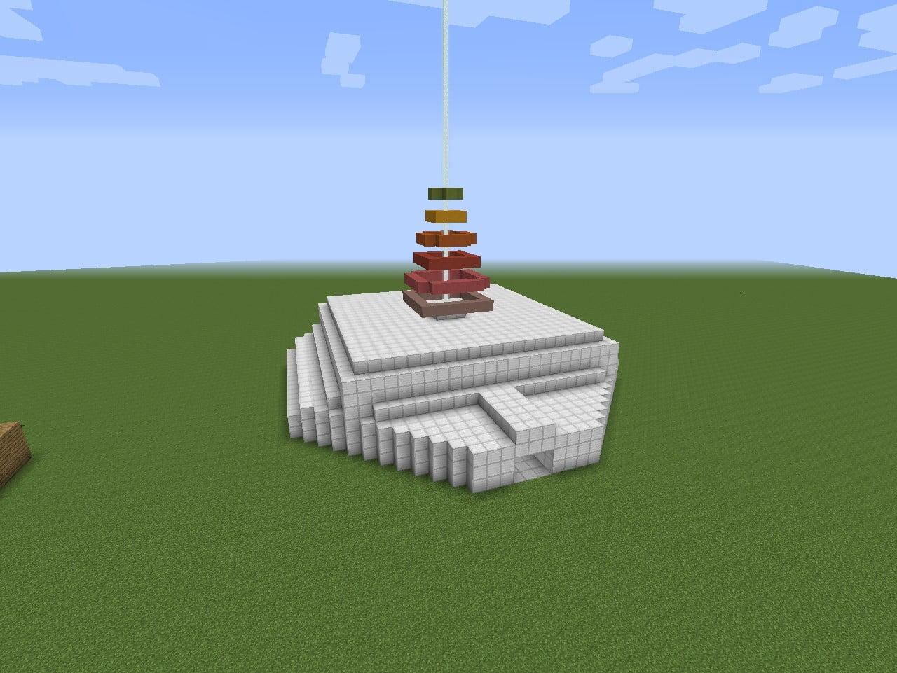labor in minecraft bauen minecraft. Black Bedroom Furniture Sets. Home Design Ideas