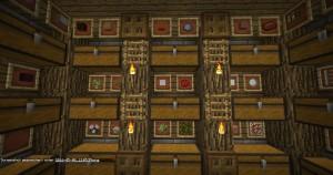 ᐅ Lager in Minecraft bauen - minecraft-bauideen.de