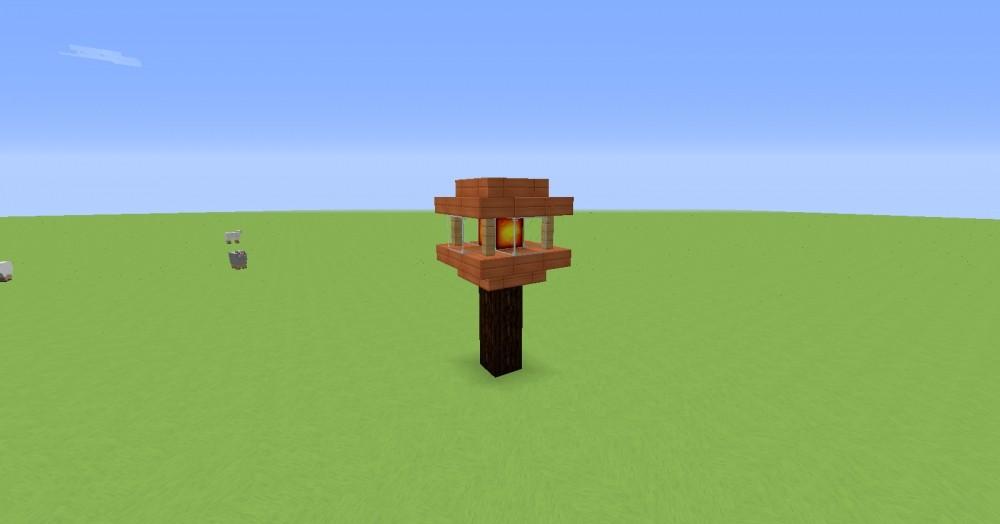 ᐅ Laterne In Minecraft Bauen Minecraft Bauideen De