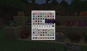 ᐅ Minecraft Heads Als Dekoration Nutzen In Minecraft Bauen - Minecraft spieler kopfe geben command