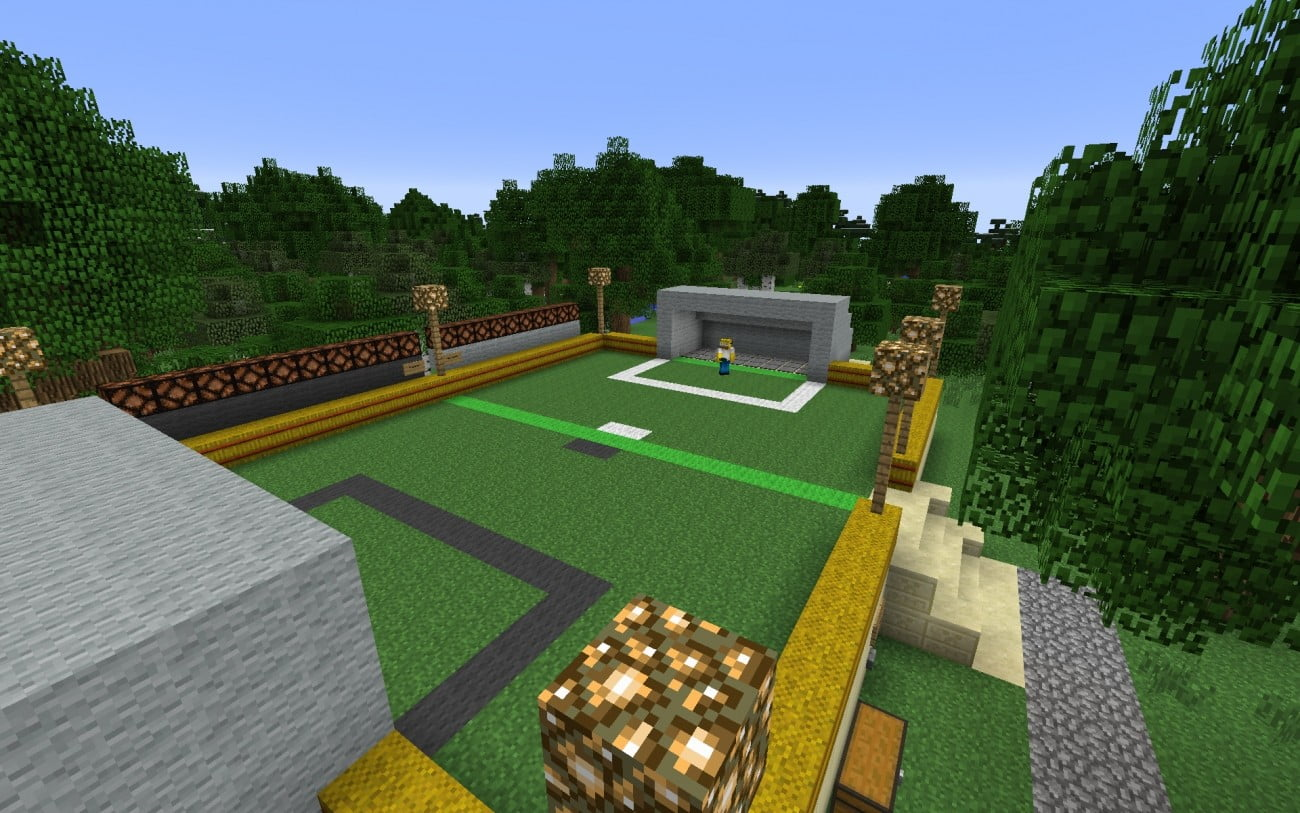 ᐅ Minispiel Enderball Vs In Minecraft Bauen Minecraftbauideende - Minecraft minispiele