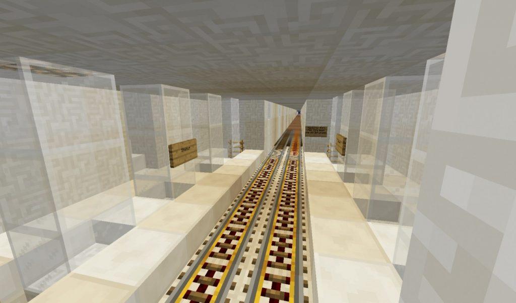 ᐅ Moderne U Bahn In Minecraft Bauen Minecraft Bauideende