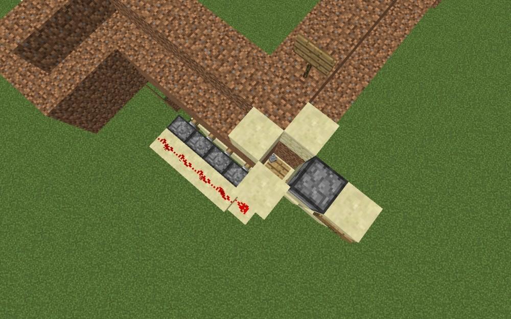 ᐅ Perfekte Spielerfalle In Minecraft Bauen Minecraftbauideende - Minecraft spieler fallen