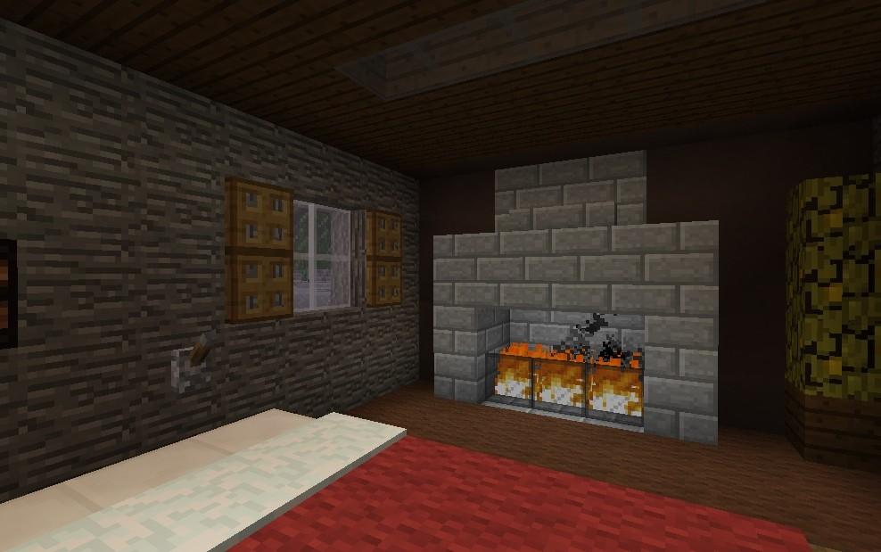 schlafzimmer minecraft: einrichten in minecraft schlafzimmer mit ... - Minecraft Schlafzimmer Modern