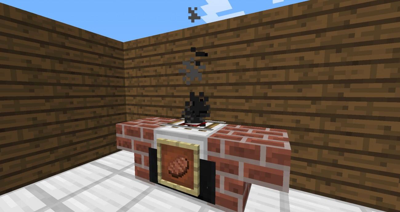 ᐅ rauchender grill in minecraft bauen - minecraft-bauideen.de