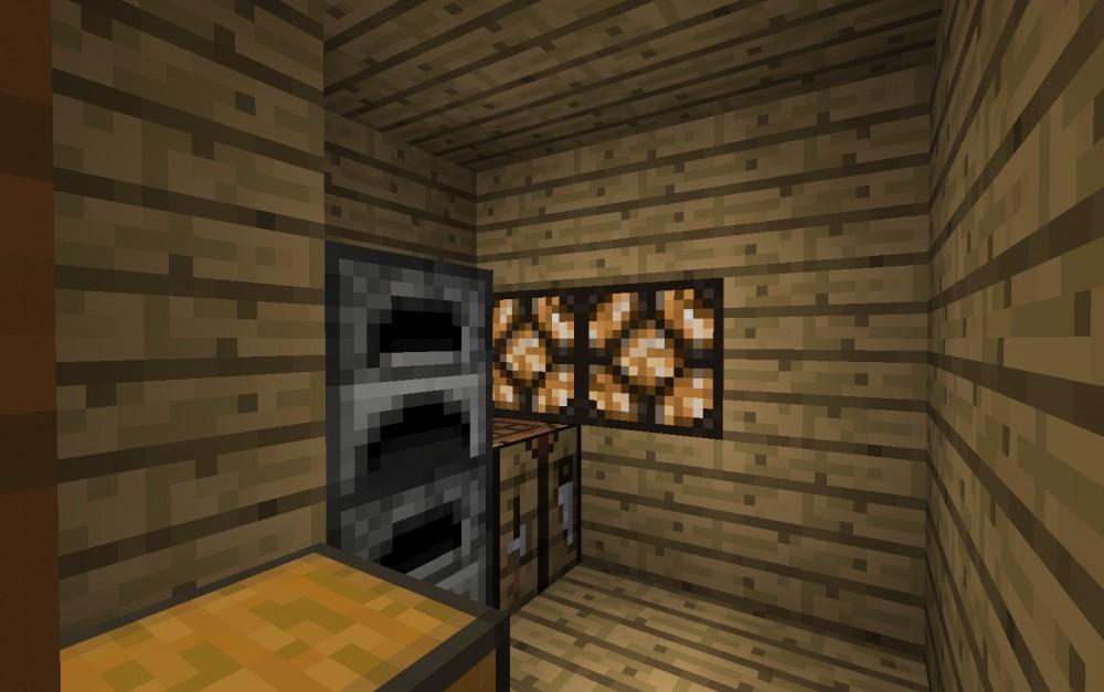 ᐅ Redstone Haus im Berg in Minecraft bauen - minecraft-bauideen.de