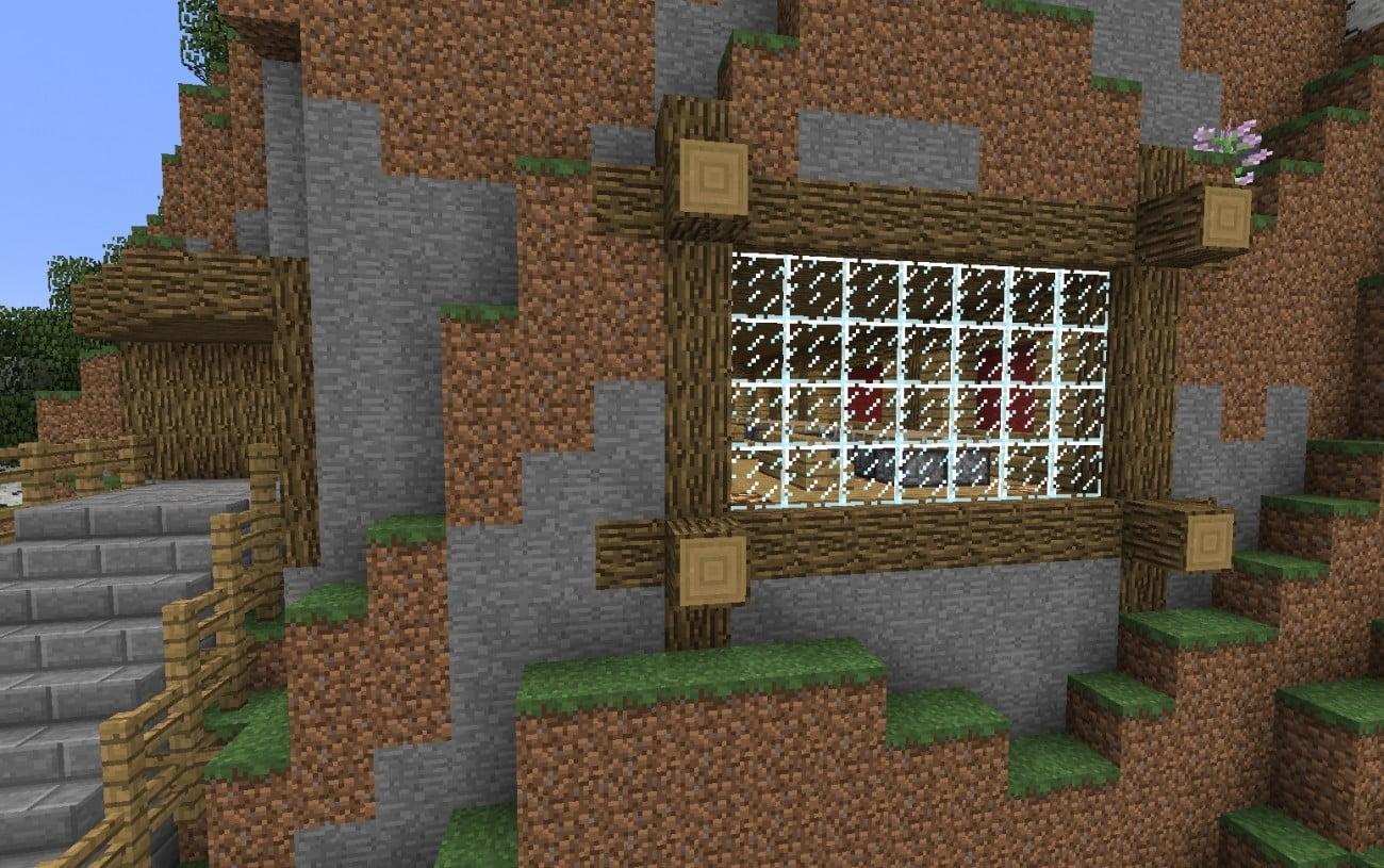 Minecraft Häuser Im Berg
