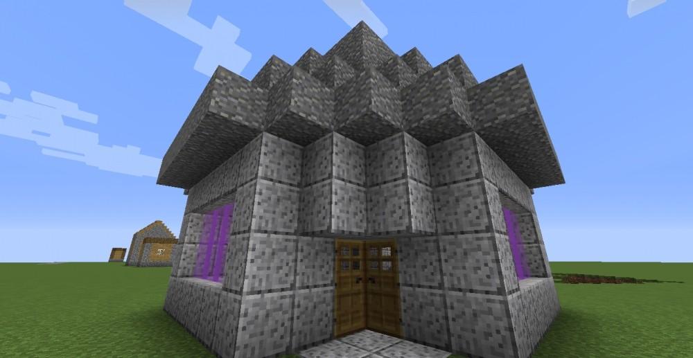 Minecraft Rund Bauen