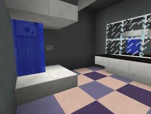 spiegel dusche in minecraft bauen minecraft. Black Bedroom Furniture Sets. Home Design Ideas
