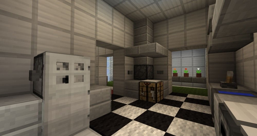 suite in minecraft bauen minecraft. Black Bedroom Furniture Sets. Home Design Ideas