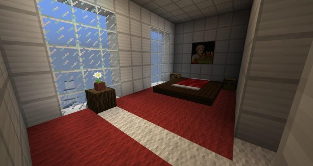 Suite minecraft bauideen - Minecraft schlafzimmer ...