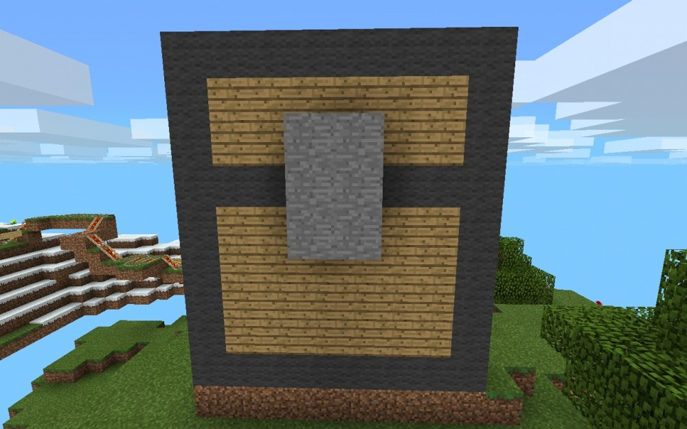 Minecraft Spielen Deutsch Minecraft Haus Einfach Bauen Bild - Minecraft hauser einfach bauen