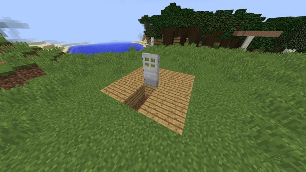 minecraft klebriger kolben