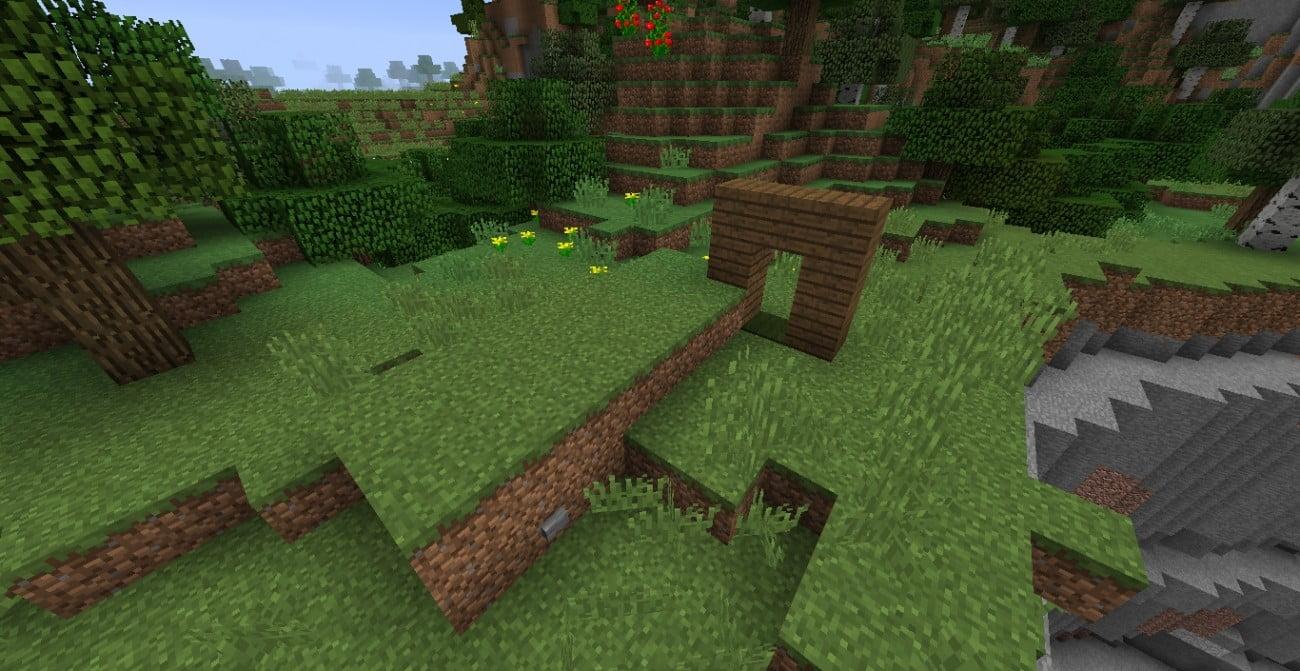 ᐅ Unsichtbare Tur In Minecraft Bauen Minecraft Bauideen De