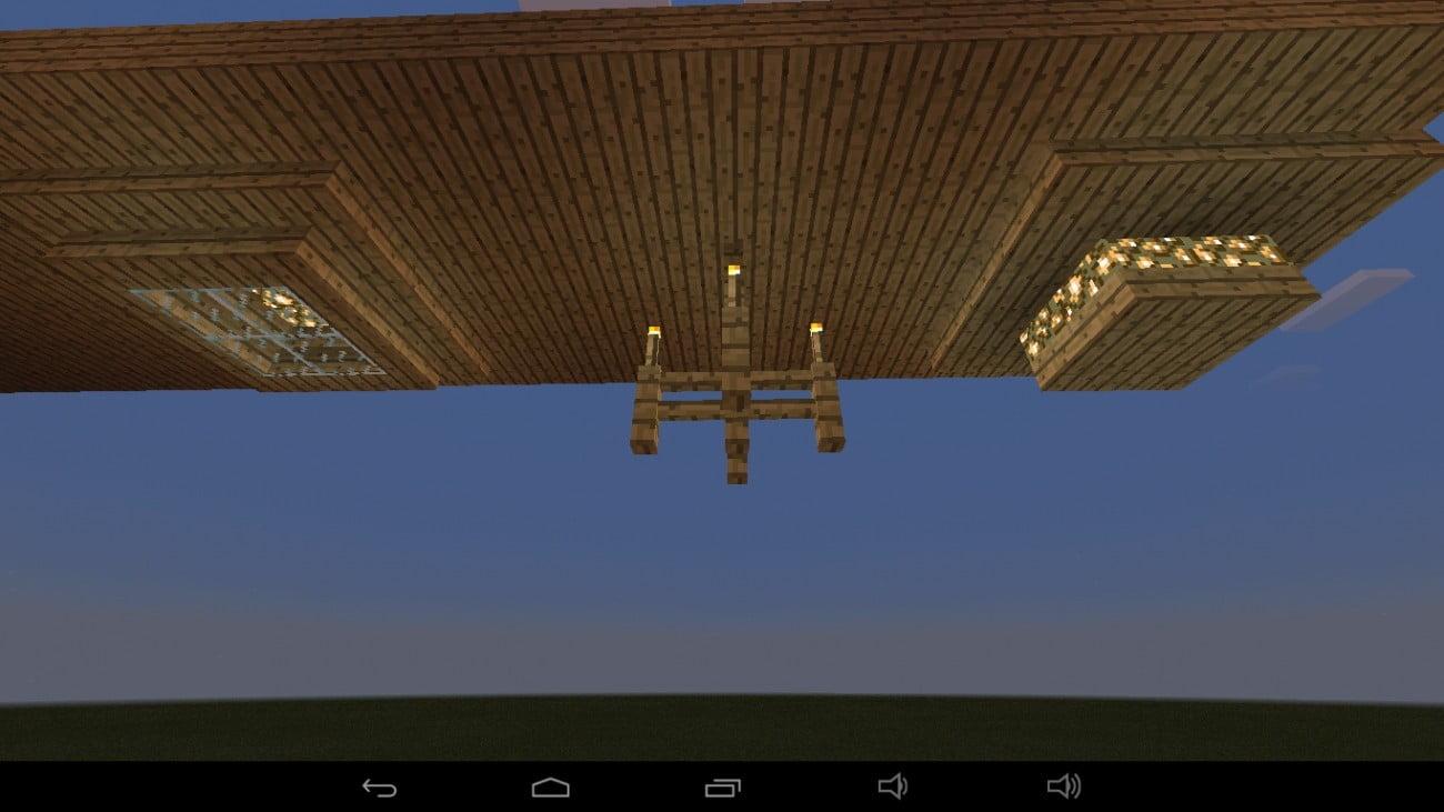 ᐅ Verschiedene Deckenlampen In Minecraft Bauen Minecraft Bauideen De