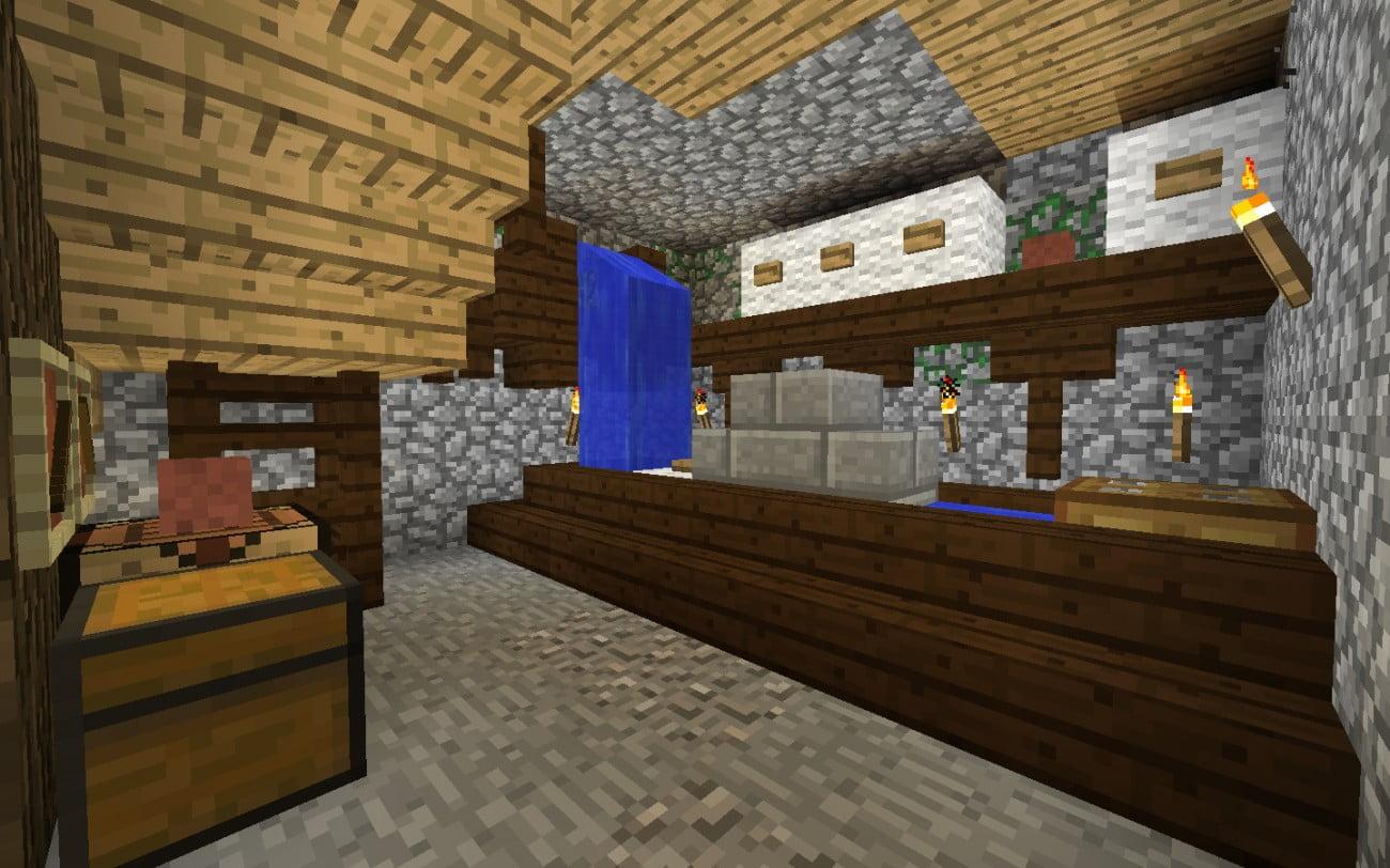 ᐅ Wollverarbeitung - Wäscherei in Minecraft bauen - minecraft ...