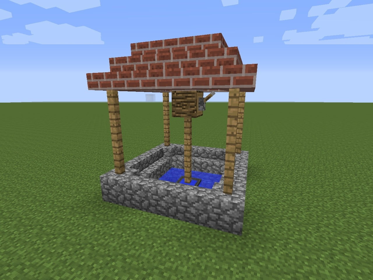 ᐅ Ziehbrunnen In Minecraft Bauen Minecraft Bauideen De