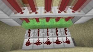 ᐅ Funktionierende Lasertur In Minecraft Bauen Minecraft Bauideen De