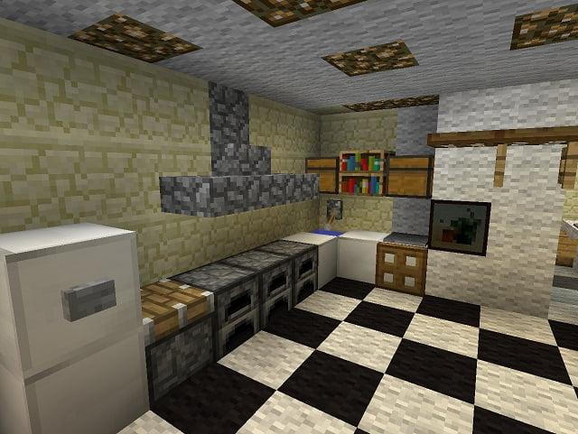 anzeige dank minecraft und ebay zur wohnungsausstattung minecraft. Black Bedroom Furniture Sets. Home Design Ideas
