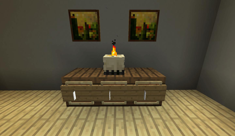 Leuchtende Dekorative Kerze · Ideen Mit Redstone