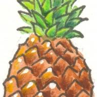 Ananas Lecker